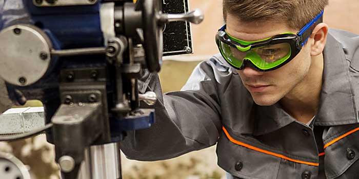 Finden Sie mit uns Ihre Traumstelle als CNC-Mechaniker/in EFZ